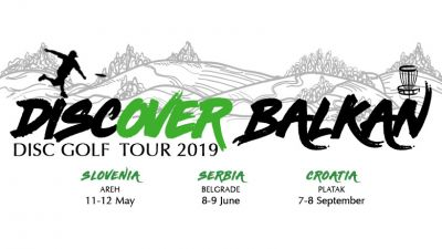 Kreće 1. DiscOver Balkan Disc Golf Tour